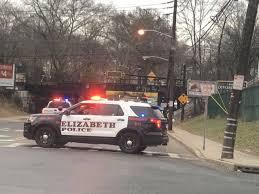 100 Truck Stuck Under Bridge Traffic Jam After Gets Train In Elizabeth