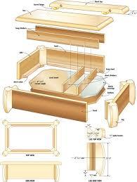 Dresser Valet Woodworking Plans by Agreeable28rcu