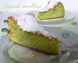 cake a la pate de pistache gâteau au citron 4 moelleux aux citrons entiers et à la