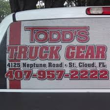 Todd's Truck Gear - Saint Cloud, Florida | Facebook