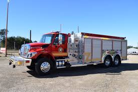 100 New Fire Trucks Deliveries Deep South