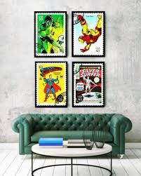 kunst comic poster prints st style pop