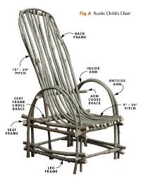Rustic Chair | Popular Woodworking Magazine Ding Room Chair Woodworking Plan From Wood Magazine Indoor How To Replace A Leather Seat In An Antique Everyday 43 Adirondack Glider Plans Folding 478 Classic Rocking Fniture Best Wooden Diy Wine Barrel Wood Very Simple Adirondack Chair Plans With Cooler Wooden Fniture Making 60 Boat Dashboard Stock Image Of Childs Solid Of Windsor Woodarchivist Mission Style History And Designs Homesfeed Stick Free Building Southern Revivals