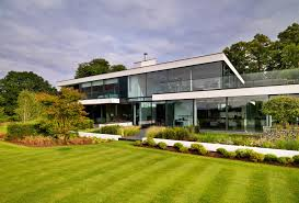 100 Gregory Phillips Architects Modern Country House Berkshire UK