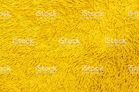 Modren Carpet Closeup Texture Of Fluffy Yellow Microfiber Royaltyfree Stock Photo Throughout E