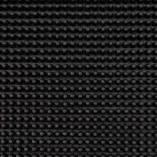 Rubber Mat Texture Fingers Black