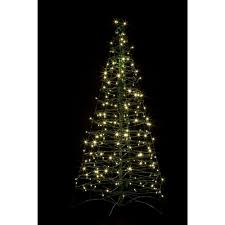 Winterberry Christmas Tree by Contemporary Design Outdoor Pre Lit Christmas Tree Ge 7 White