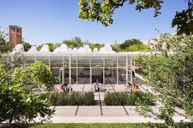 100 Thomas Pfeiffer Architect Rice University Brochstein Pavilion Phifer And Partners