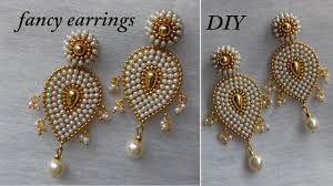 DIY || How To Make Designer Paper Earrings At Home || Fancy ... How To Make Pearl Bridal Necklace With Silk Thread Jhumkas Quiled Paper Jhumka Indian Earrings Diy 36 Fun Jewelry Ideas Projects For Teens To Make Pearls Designer Jewellery Simple Yet Elegant Saree Kuchu Design At Home How Designer Earrings Home Simple And Double Coloured 3 Step Jhumkas In A Very Easy Silk Earring Bridal Art Creativity 128 Jhumka Multi Coloured Pom Poms Earring Making Jewellery Owl Holder Diy Frame With
