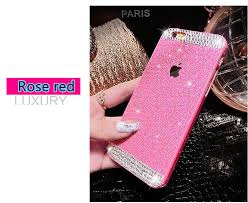 2018 Best Unique Gold Cover For iPhone 8 7 6 And 6 Plus 6S Case