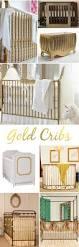 Bratt Decor Joy Crib by Gold Cribs Project Nursery