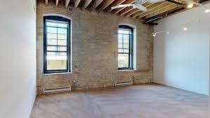 100 Brick Loft Apartments Tobacco S At The Yards Urban Land Interests