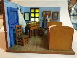 south korean and replicate gogh s bedroom in