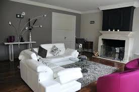 canape blanc noir canape noir et blanc design best photo salon moderne deco newsindo co