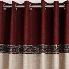 gardinen vorhänge wohnzimmer ösen qualität 1er pack
