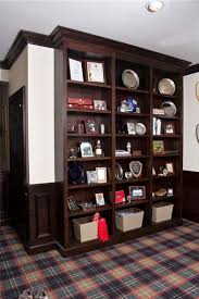 06 Bookcase Display Cabinet In Oak