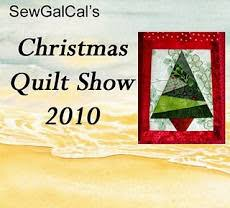 I Quilt Scarlet and Gray