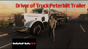 Mafia III - The Driver Of Truck Peterbilt Trailer - YouTube Brigtees Trucking Industry Apparel Mafia 3 Everything You Need To Know Pc Invasion Owner Operator Interview 4th Arrow A Wordpress Site Blown Mafia Marketing By Toby Brooks Issuu Lil Toys 4 Big Boys Die Cast Promotions 2013 Peterbilt Glider Kit Custom Built For Capital City Oil When It Comes Garbage Trucks Bigger Is No Longer Better The Star Big Foot With Usa Flag Colors Image Williammacaus Mafia Mod This Collection Of Twin And Tripleblown Rides The Craziest Sema Trucks Truck Mafias Project Super Duty Bds
