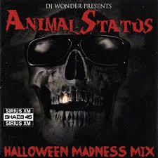 Sirius Xm Halloween Radio Station 2014 by Animalstatus Episode 91 Tracklist Halloween Madness Mix Dj Wonder