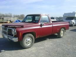 100 1974 Chevy Truck Pk 3 4 Ton