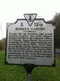 Wel e to Burke s Garden VA 2015