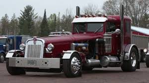 100 Old Semi Trucks This Man Converted A Truck Into A MotorcycleTrike