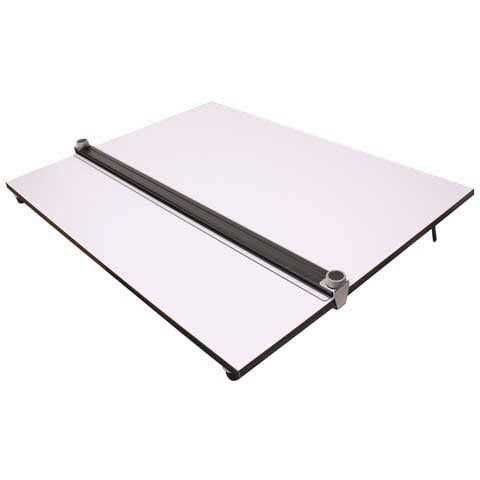 "Art Alternatives - Parallel Straightedge Drawing & Drafting Board - 20"" x 26"""