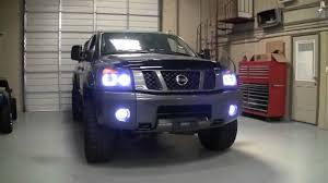 2009 Nissan Titan 4x4 Custom Halo Headlights By Advanced Automotive ... Oracle 0608 Ford F150 Led Halo Rings Head Fog Lights Bulbs Lighting 1314332 Smd Dynamic Colorshift Kit For 0814 Dodge Challenger Wpro Ccfl Headlights Installing On A 2004 Ram Pickup 8 Steps With Lumen Sb7250xxblk 7 Round Black Projector 0610 Charger Triple Color Bmw Upcoming Cars 20 2641052 Plasma Blue Lights Gone Crazy Headlights Wikipedia Jeep Wrangler Waterproof Headlight Cversion