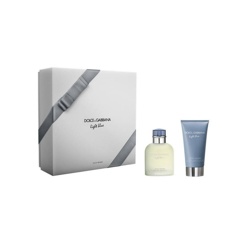 Dolce & Gabbana Light Blue Pour Homme Eau de Toilette Gift Set