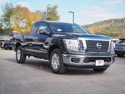 New 2018 Nissan Titan For Sale In Lebanon NH | Stock: NT8028