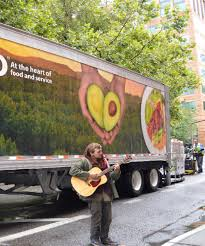 100 Sysco Trucking Portland