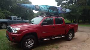 100 Kayak Carrier For Truck The Mountain Lioness Selecting And Installing Yakima Corebars