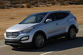 2016 Hyundai Santa Fe Sport SUV Pricing For Sale