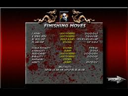 Mortal Kombat Arcade Machine Moves by Mortal Kombat Trilogy Extended By Mktx Team Page 24
