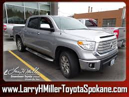 New Toyota Tundra In Spokane, WA | Inventory, Photos, Videos, Features 2017 Toyota Tundra For Sale In Colorado Pueblo Blog 2012 Tforce 20 Limited Edition Crewmax 4x4 2011 Trd Warrior 12 Inch Bulletproof Lift Sale 2018 Near Central La All Star Of Baton Rouge Used For Orlando Fl Cargurus 2007 Sr5 San Diego At Classic Trucks Near Barrie On Jacksons 2008 Review Reviews Car And Driver 006 Crewmaxlimited Pickup 4d 5 Ft Specs Franklin Cool Springs Murfreesboro 2009 Crew Max Lifted Truck Youtube