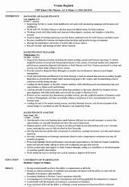 Territory Sales Manager Resume Beautiful Finance Information