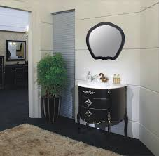 kingston antique bathroom vanity set with natural marble top 33