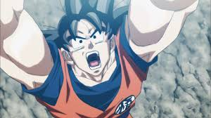 Goku Lannonce Cest Son Ultime Coup Cela Fait Un Petit Moment Que Ca Lui Trotte Dans La Tete Et Il Sait Pertinemment Si Ne Marche Pas