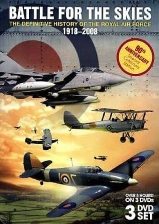 Battle for the Skies DVD