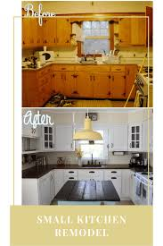 100 Small Kitchen Design Tips 30 Remodel Ideas Before And After 2019 Trend