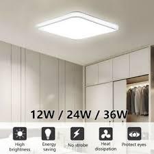 details zu 12 24 36w led deckenleuchte wohnzimmer schlafzimmer küche wand le beleuchtung