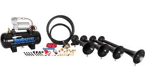 HornBlasters Conductor's Special Model 127H Train Horn Kit Photo ... Tips On Where To Buy The Best Train Horn Kits Horns Information Truck Horn 12 And 24 Volt 2 Trumpet Air Loudest Kleinn 142db Air Compressor Kit230 Kit Kleinn Velo230 Fits 09 Hornblasters Hkc3228v Outlaw 228v Chrome 150db Air Horn Triple Tubes Loud Black For Car Universal 125db 12v Silver Trumpet Musical Dixie Duke Hazzard Trucks 155db 200psi Viair System Conductors Special How Install Bolton On A 2010 Silverado Ram1500230 Ram 1500 230 With 150psi Airchime K5 540