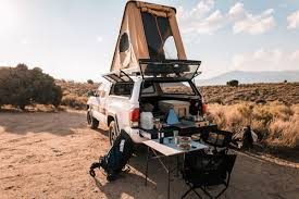 Overland Trucks Offer Off-the-grid Camping In The American West - Curbed House Truck Bed Storage For Camping Carpenter Ideas Boxes World Diy How I Built My Platform Super Easy Youtube Nissan Titan Camper Basic Pickup Tiny Alternatives Vans And Travel Trailers To Inspire Your Design Best Setup Tent Campers Roof Top Tents Or What Sportz Compact Short Napier Enterprises 57044 Expedition Tray Pullout Nuthouse Industries Truck Camping Our Old Buddy Butch Michaelsen Visits From Eastern Gear List Of 17 Essential Items Lifetime Trek Tacoma Beautiful Lb Storagecarpet Kit Full Size Image