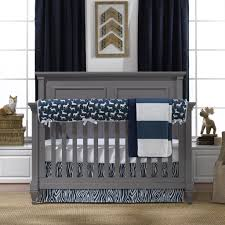 Bratt Decor Crib Skirt by Liz And Roo Liz And Roo Baby Bedding Bambibaby Com