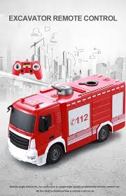 RC Truck 2.4G Radio Control Construction Car RC Fire Truck Remote ... Rc Model Fire Trucks Fighters Scania Man Mb Fire Enginehasisk Auto Set 27mhz 2 Seater Engine Ride On Truck Shoots Water Wsiren Light Truck Action Simba 8x8 Youtube Toy Vehicles For Sale Vehicle Playsets Online Brands Prices 120 Mercedesbenz Antos Jetronics Nkok Junior Racers My First Walmartcom Buy Velocity Toys Super Express Electric Rtr W L Panther Rire Engine Air Plane Revell Police Car Lights Emergency Lighting Of The Week 3252012 Custom Stop