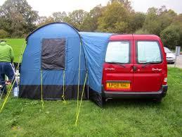 Me Go Berlingo Camper O Morning Awning