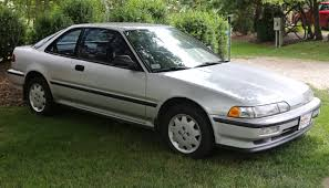 File 1990 91 Acura Integra RS 3 door front right Wikimedia