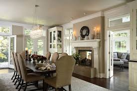 Efficiency And Attractiveness With Double Sided Fireplace5 Fireplace