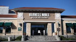 Barnes & Noble Surges On Takeover Rumors - WISC Forest Hills Barnes Noble Faces Final Chapter Crains New York Yale Bookstore A College Store The Shops At Why Is Getting Into Beauty Racked Nobles Restaurant Serves 26 Entrees Eater Amazon Is Opening Its First Bookstore Todayin Mall Where The Art Of Floating Kristin Bair Okeeffe Blog Ohio State University First Look Mplsstpaul Magazine Beats Expectations With 63 Percent Q4 Profit Rise Martin Roberts Design Empty Shelves Patrons Lament Demise Of Bay Terrace Careers