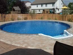 Ultimate Ecorond Inground Pool starting at only $10 400